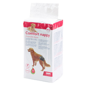 Savic Comfort Nappy Памперсы для собак №5, 12 шт